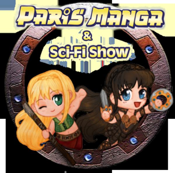 PARIS  MANGA  &  SCI - FI  SHOW  / merci à toute l'équipe de X-I pour l'info