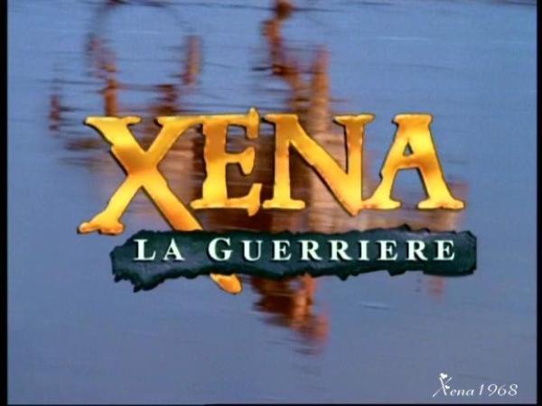 TROP CONTENTE LA SÉRIE DE XENA LA GUERRIÈRE A REPRIS AUJOURD'HUI SUR SFY 23