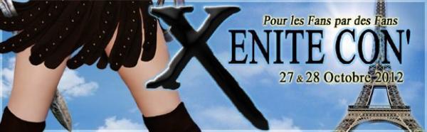 XENITE CON : UNE CONVENTION XENA EN FRANCE / A XENA CONVENTION IN FRANCE/ rendez-vous vite sur le site pour plus de renseignements