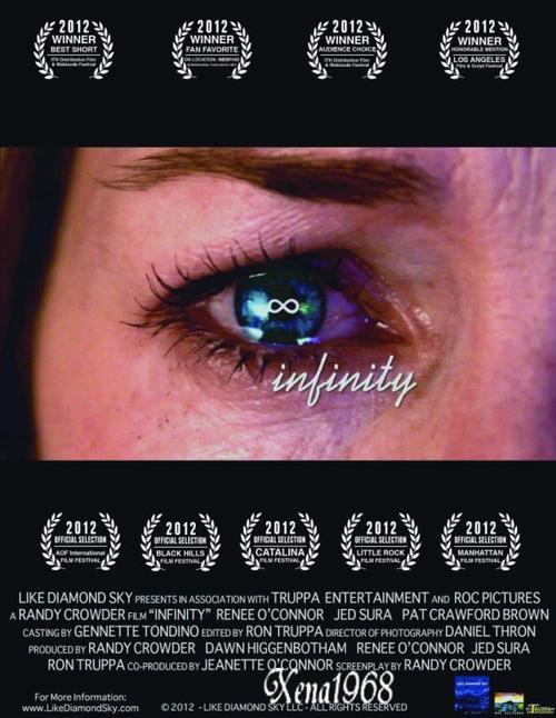 RENÉE  O' CONNOR  AU  FESTIVAL  INTERNATIONAL  DU  FILM  AOÛT  2012
