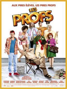 Les Profs 1 & 2 (The Profs 2 Ils come Bac(k))