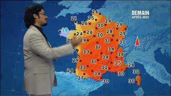 Kiff, si tu veux ces températures!