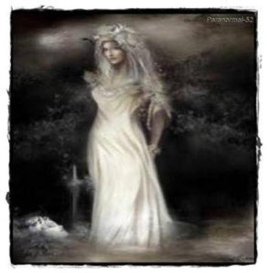 La légende de la Dame blanche