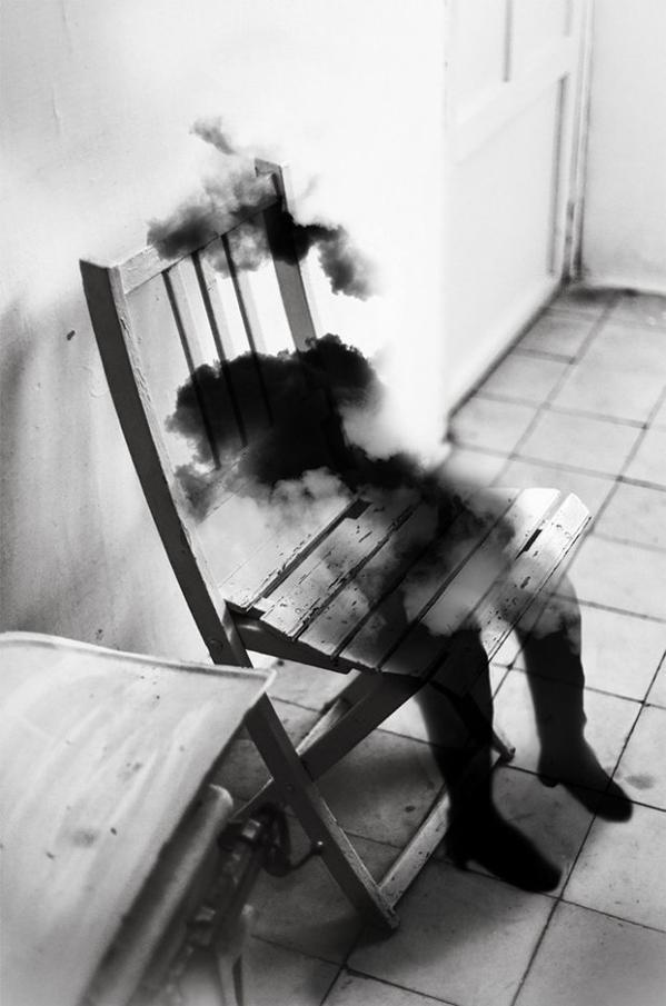 Black and White Photo Manipulations par Silvia Grav