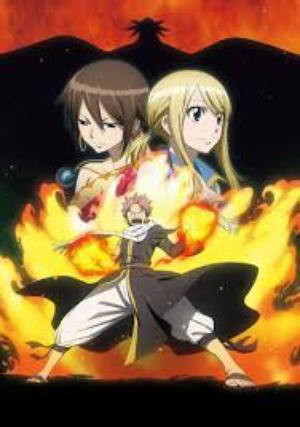 Fairy Tail - Le Film VOSTFR