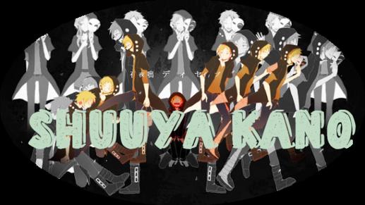 Kagerou Project - Shuuya Kano ( Fiche RP )