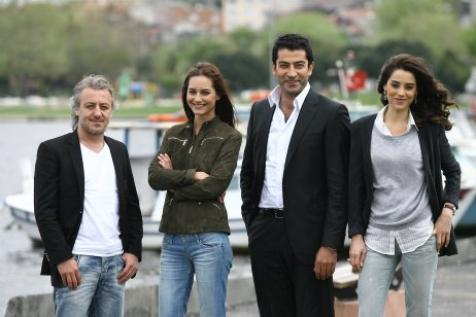 Ezel Cast : whom I loved them alot