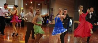 Learn those Elegant Quick Stepping, Spins and Turns Through Ballroom Dancing Classes