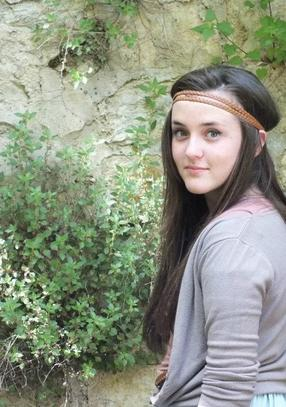 Juliette, 14 ans.
