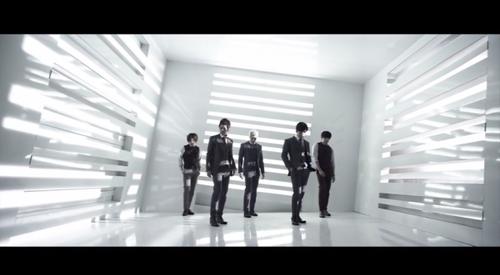 RMV : Be a man - MBLAQ