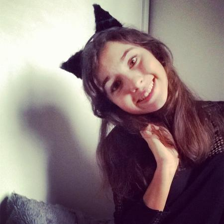 Diy ♥ halloween- black cat
