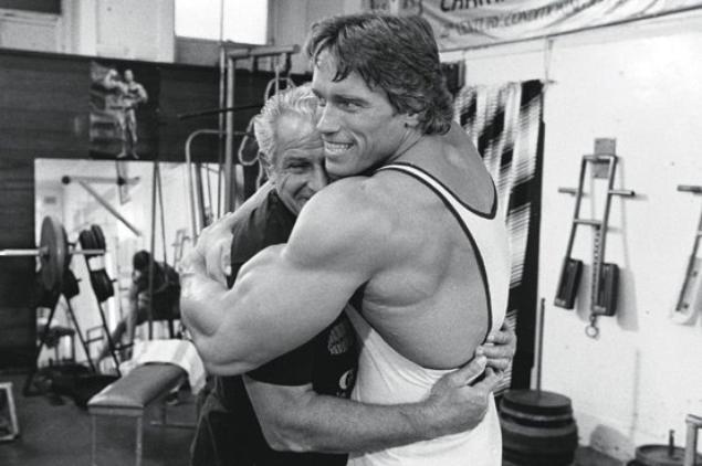 Mon best of des photos d'Arnie ♥