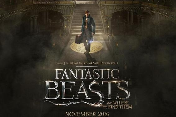 Fantastic Beasts and Where to Find Newt Scamander
