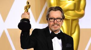 The Brightest Hour of Gary Oldman