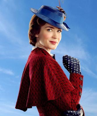 Le Retour triomphal de Mary Poppins