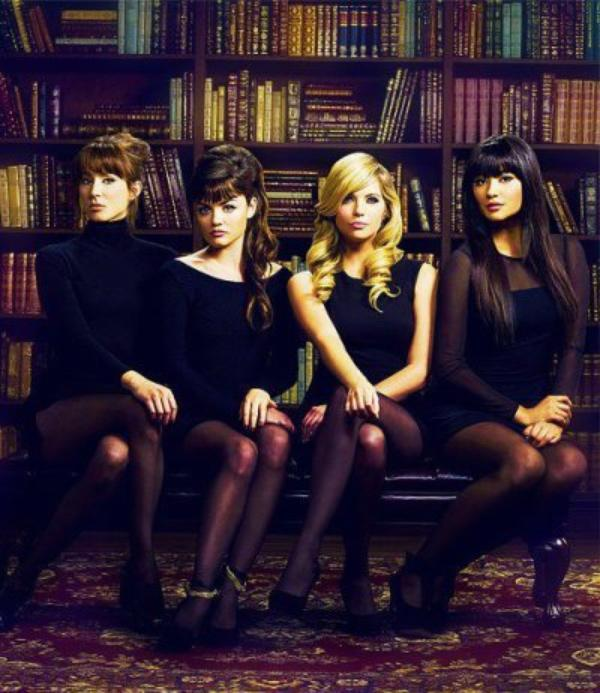 Révélation Pretty Little Liars !
