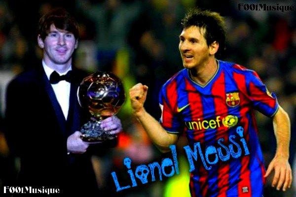 Football - Lionel Messi