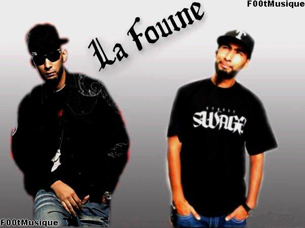 Musique - La Fouine