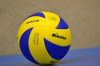 Le volley ...