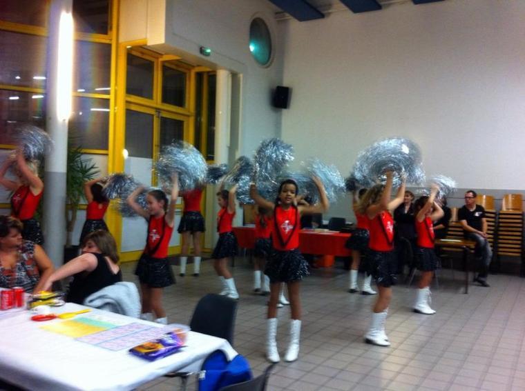 Loto des Pom-Pom Girls à Héricourt ! 19 Octobre 2013