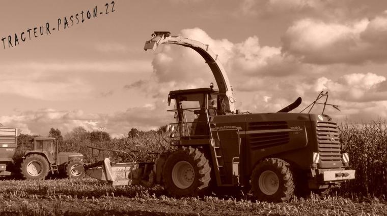 Ensilage Maïs 2011
