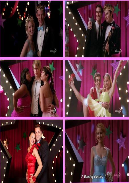 Glee bal de la promo!!