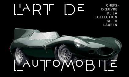 L'art de l'automobile