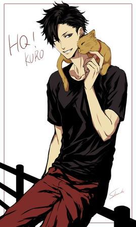 Un Charment Étudiant Tetsuro Kuroo