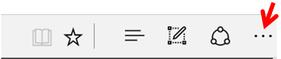 Epingler une page Web au menu Démarrer - Edge.