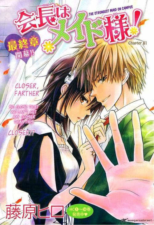 fictions maid sama