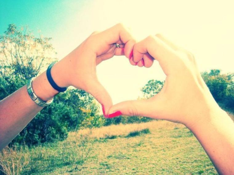La distance signifie rien quand quelqu'un signifie tout ♥