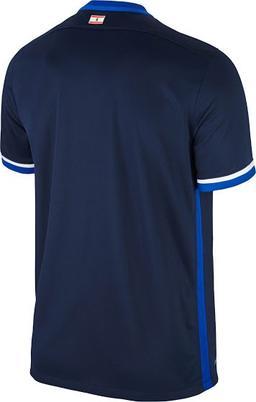 nouveau maillot Hertha BSC 2015 2016 exterieur