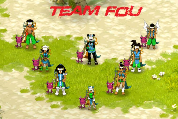 Presentation de la team
