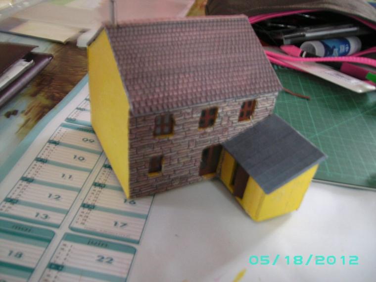 ma maison en HO