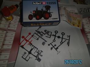 mon tracteur lol