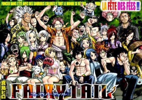 Fairy Tail ARC 2 révolution