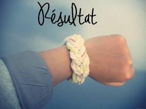 DIY N°2: Un bracelet tendance