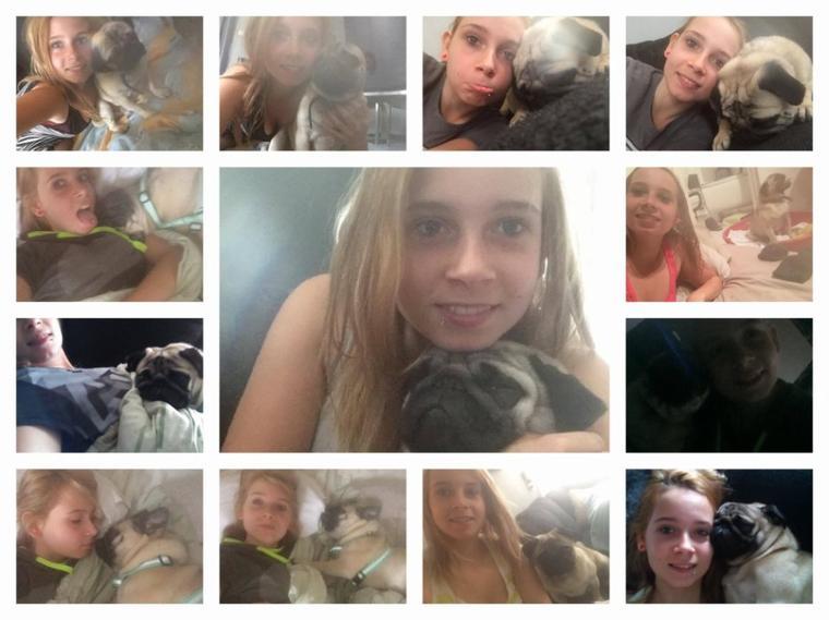 Mon chien Oscar