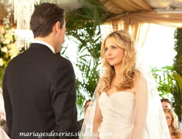 Siobhan/Bridget Kelly (Sarah Michelle Gellar) & Andrew Martin (Ion Gruffudd)