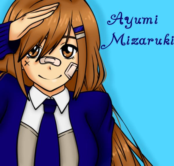 Ayumi Mizaruki