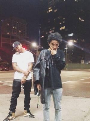 Prince, EJ et Roc ont postés de nouvelles photos