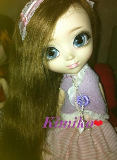 ★Présentation de Kimiko★