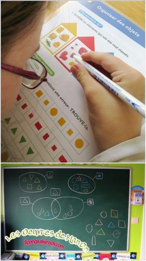 Les activités en math
