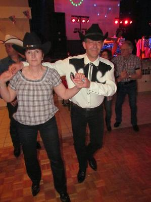 BAL des KANSAS LINE DANCE