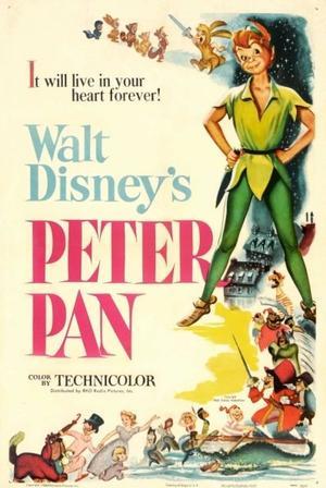 Peter Pan, 1953