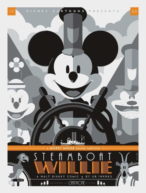 Éphéméride : Joyeux anniversaire Mickey et Minnie Mouse !
