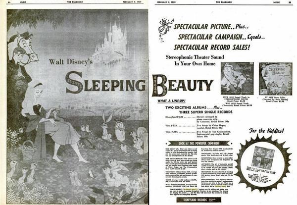 Anniversaire de sortie : La Belle au Bois Dormant