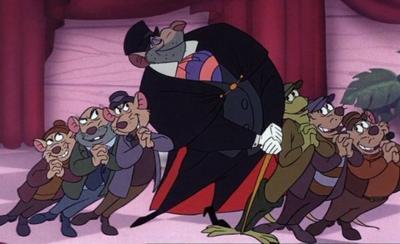Basil, détective privé, 1986