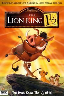Anniversaire de sortie : Le Roi Lion 3