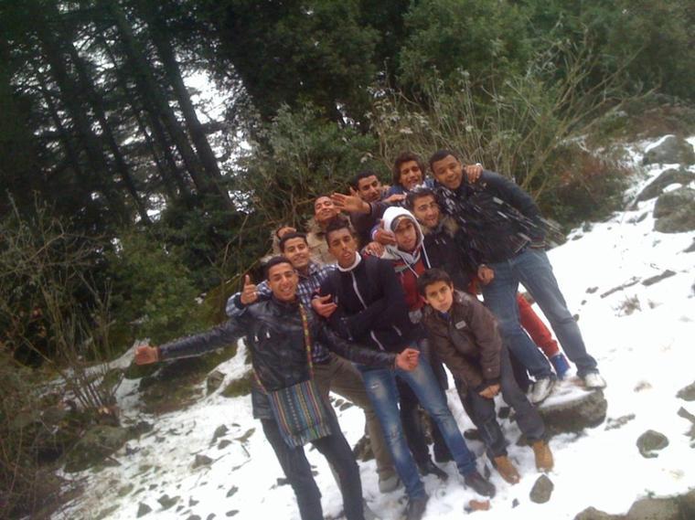 michlifen avec l3achran :)